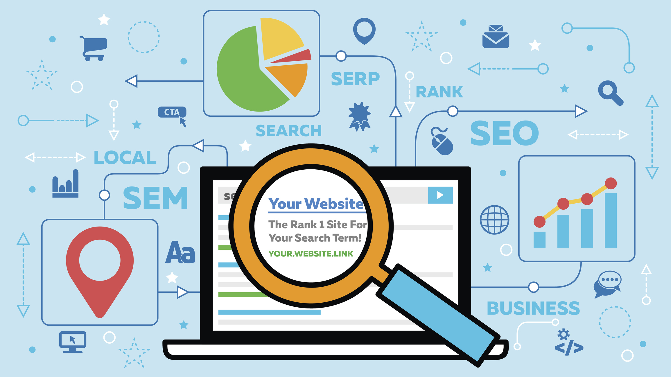 SEO Strategy for Business 1