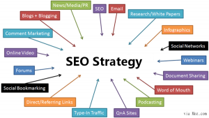SEO Strategy for Business